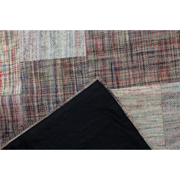 Covor kilim din lână Mosaic  70 X 140  Covor lung hol