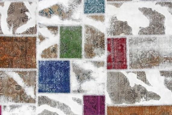 Covor patchwork